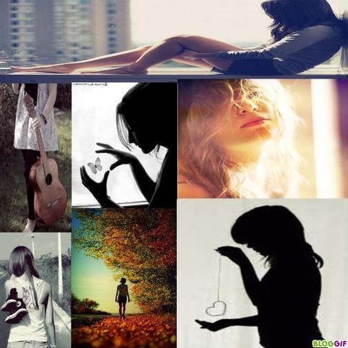 Solitude ..........Je suis votre  Prisonniere $)