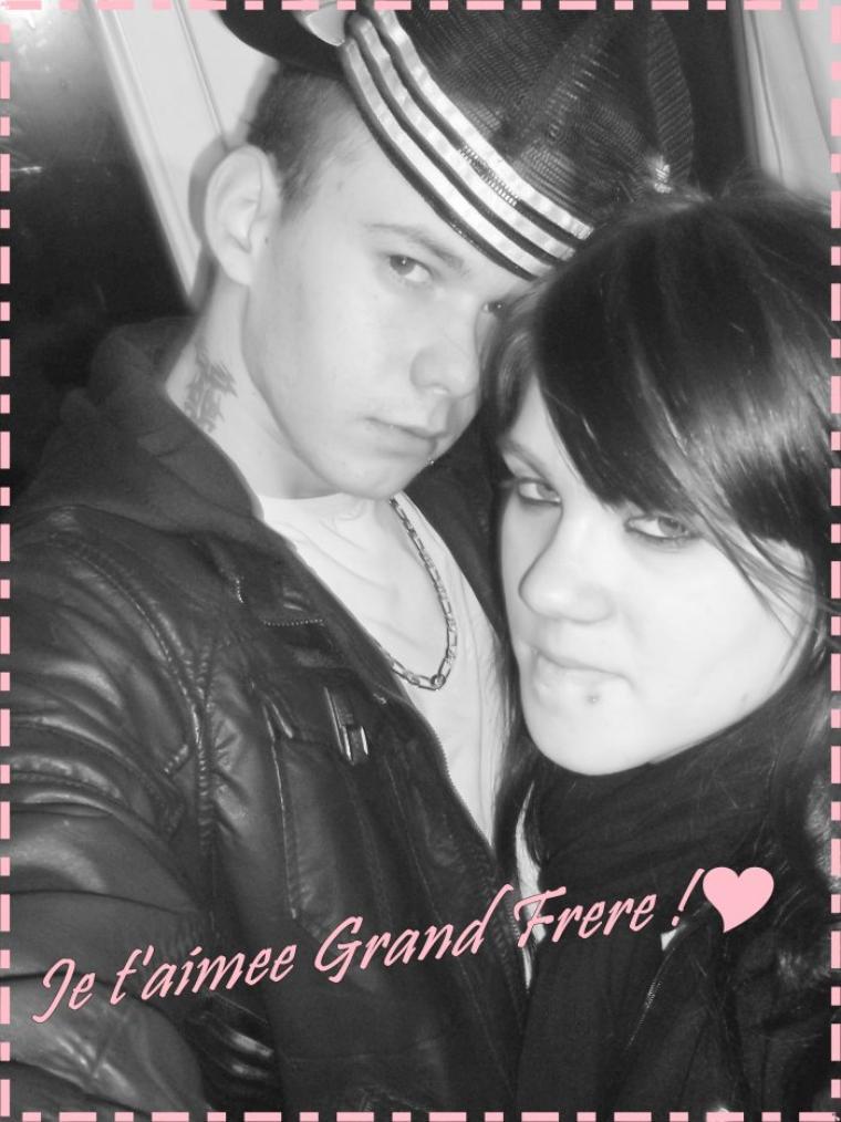 ♥♥ Grand frére & Moi  ♥♥