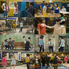 Stills des 4 premier épisodes de la saison 3 de WOWP   :    Franken Girl, Halloween, Monster Hunter et Three Monsters