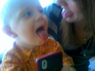 Bébé + Bébé = Bébé :D