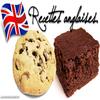 000 CUISINE : Spécial Royaume-Uni! Cookies & Brownies à préparer chez vous.