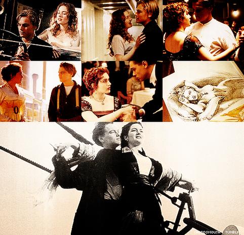 Le Titanic repose à jamais au fond de l'océan Atlantique.  ♥