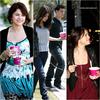 __ Selena et son amour pour les yaourt glacés :). __