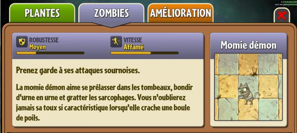 Almanach des zombies - Egypte antique partie 3