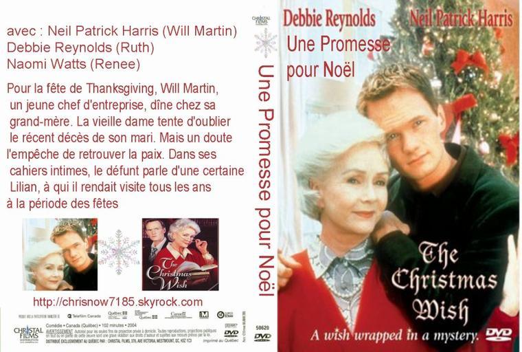 La Promesse De Noel.Une Promesse Pour Noël Cinéma De Noël Chrisnøw S