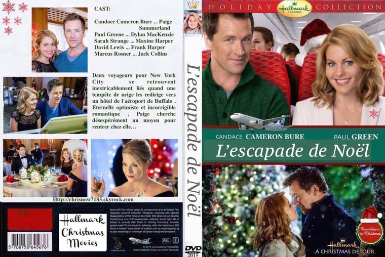 A Christmas Detour.L Escapade De Noel A Christmas Detour 2015 Hallmark Le