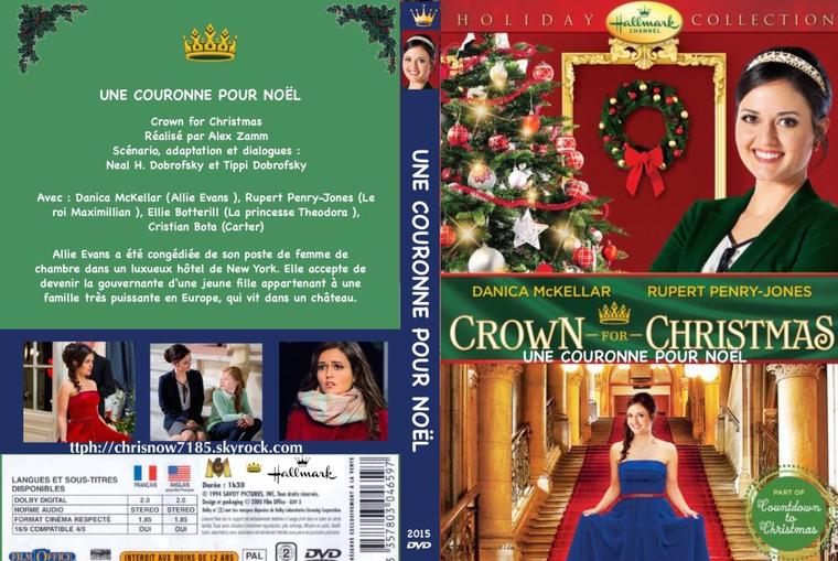 une couronne pour no l crown for christmas 2015 cin ma de no l chrisn w 39 s christmas movies. Black Bedroom Furniture Sets. Home Design Ideas