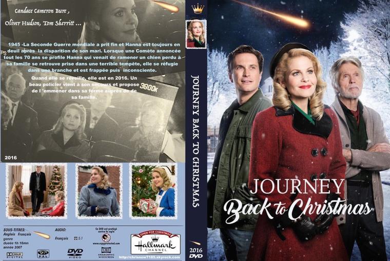 LE TEMPS D'UN NOËL / Journey Back to Christmas 2016 Hallmark