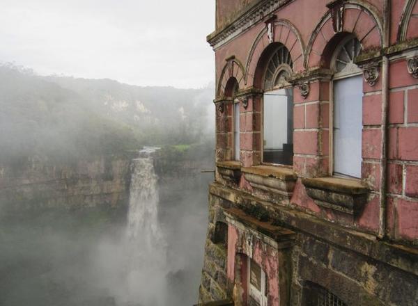 L'hôtel fantôme de Tequendama