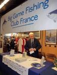 Retour du salon de la pêche de Paris