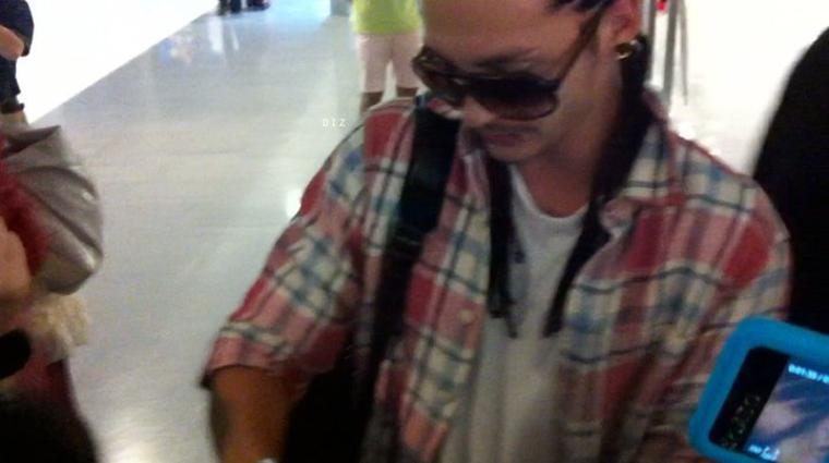 Aéroport de Tokyo - 23 Juin 2011
