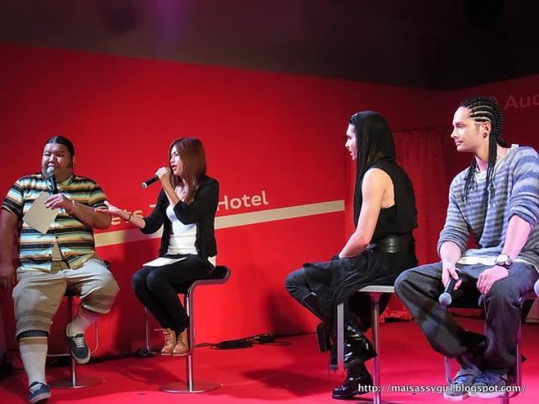 24 Juin 2011 - Tokyo (Japon)  - Audi Forum :D