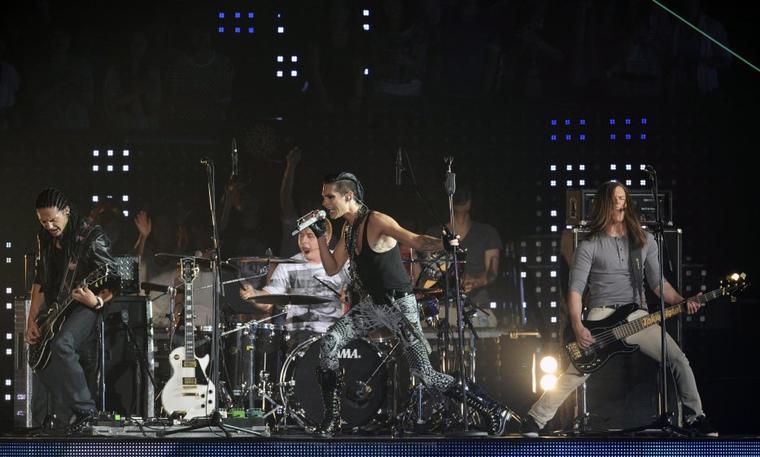 25 Juin 2011 - Tokyo (Japon)  - Video Music Aids