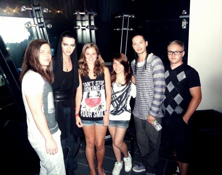 24 Juin 2011 - Dans les Backstage de l'Audi Forum