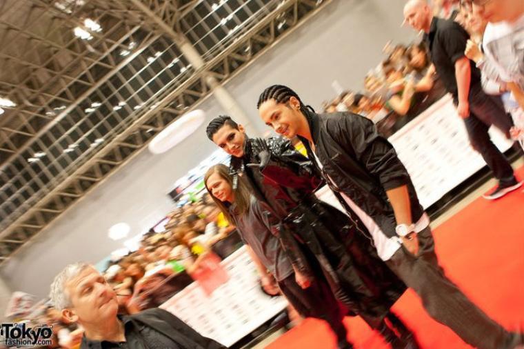 Tapis Rouge - VMAJs 2011 - Japon