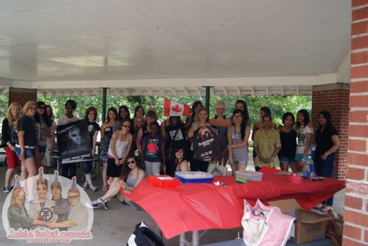 4e Anniversaire de THCanada - PicNic à Toronto :)