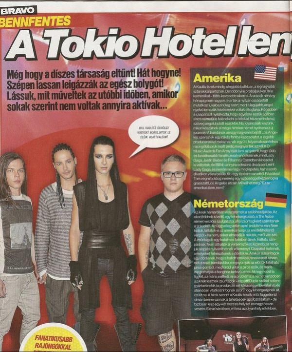 Bravo nº 16/2011 (Hongrie)