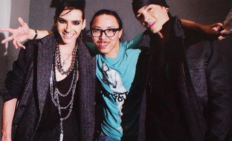 Backstage (Tokyo, Japon) - 09.02.2011