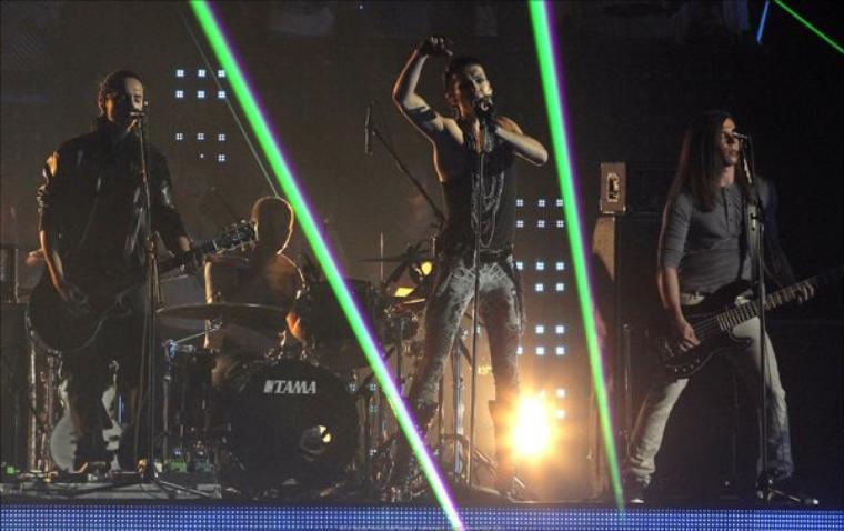 Rheinpfalz.de : Quoi de neuf chez Tokio Hotel?