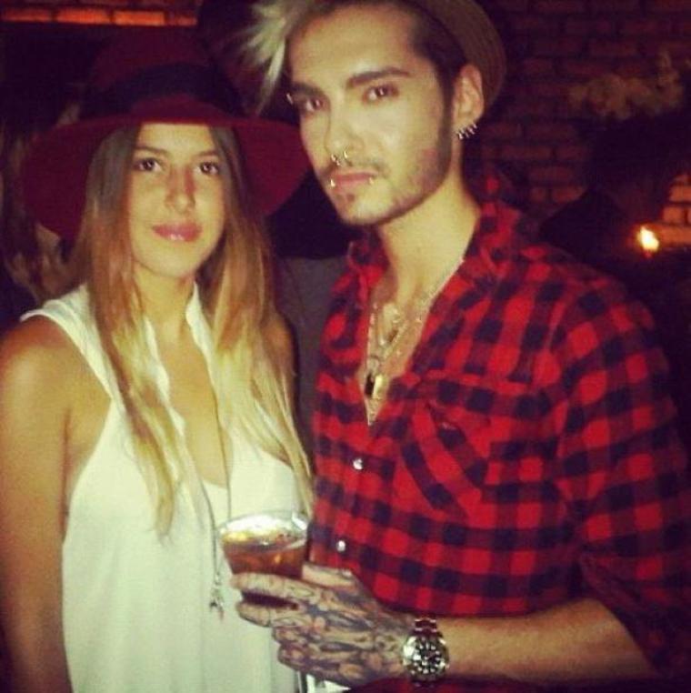 FAN2.FR - Bill Kaulitz & Avia Cohen