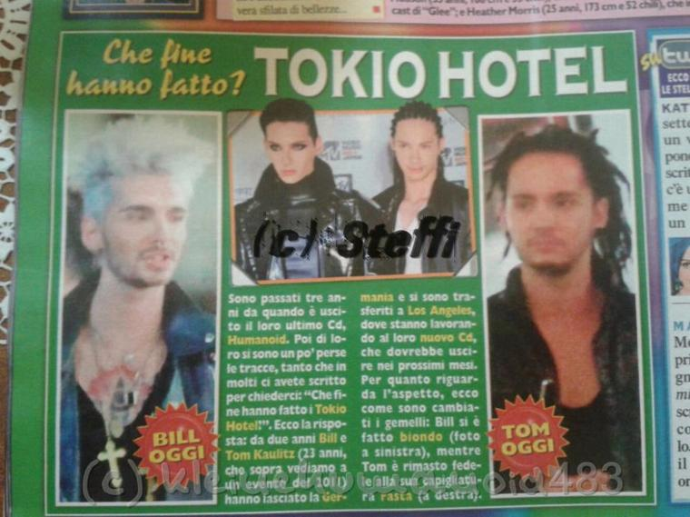 Dipiù Magazine - Octobre 2012 - Italie