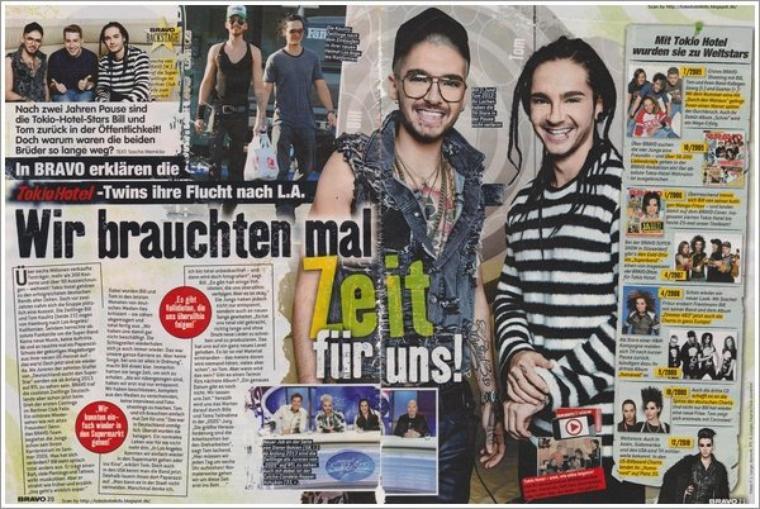 Bravo n° 42/12 (Allemagne)