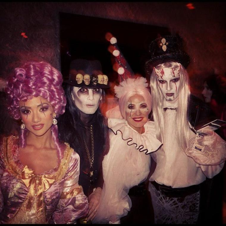 "Treats! Magazine ""Trick or Treats! Halloween Party"" - Los Angeles, USA 31.10.2012"