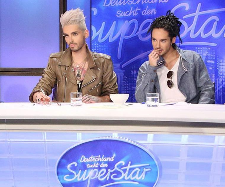 Bill & Tom @DSDS