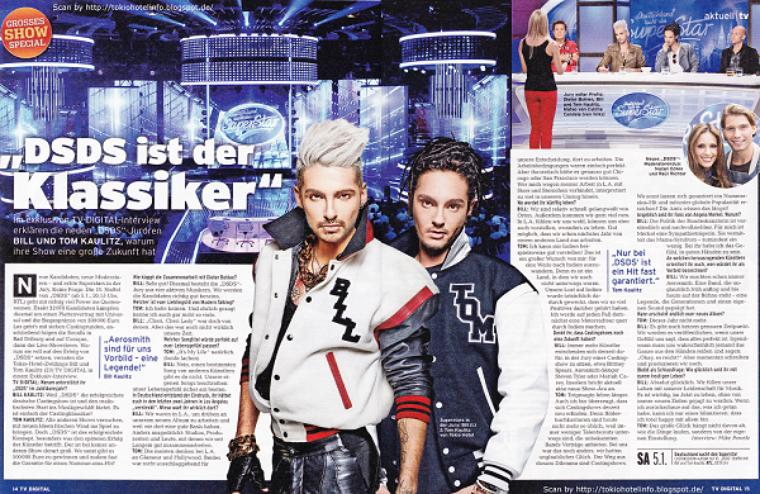 TV DIGITAL #01/2013 (Allemagne)