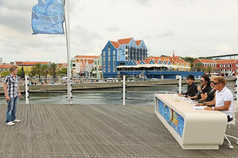 12.11.2012 - DSDS 2013 : Recall à Willemstad (Curaçao)