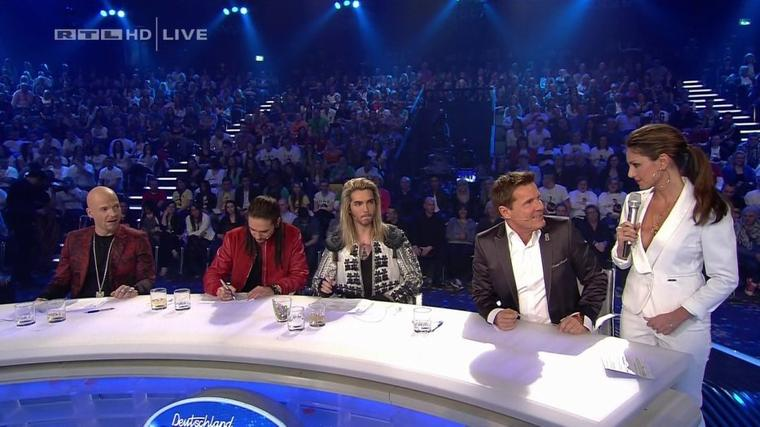 Épisode 17 - Deutschland sucht den Superstar - 30 Mars 2013