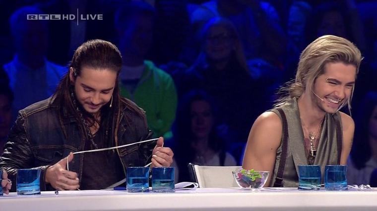 Épisode 18 - Deutschland sucht den Superstar - 6 Avril 2013