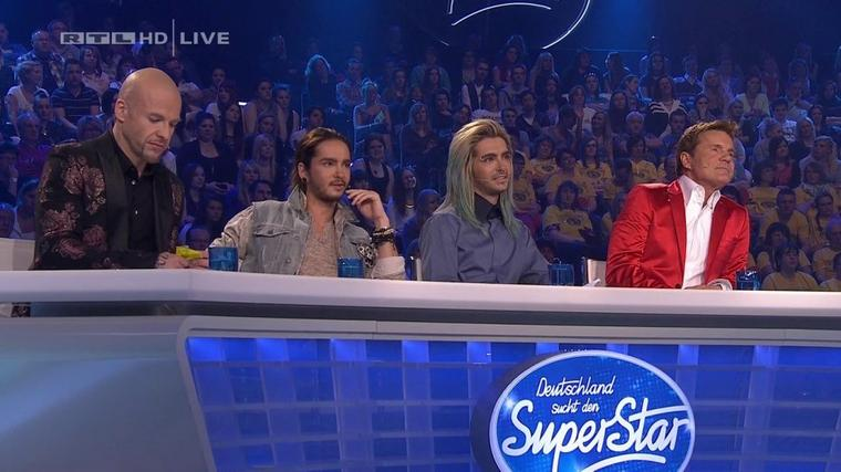 Épisode 22 - Deutschland sucht den Superstar - 4 Mai 2013