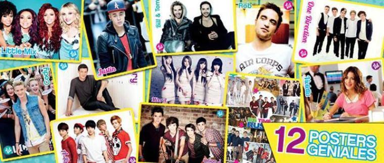 Tu Magazine # Août/2013 - Argentine -- (Poster)