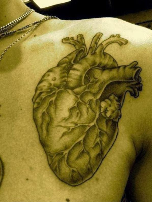 Le nouveau tatouage de Bill :-)