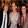 . ~ Rupert Grint - Emma Watson - Daniel Radcliffe ♥.