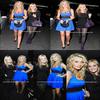 * 29/08/09 : Les soeurs quittant un concert de Katy Perry dans l'ouest d'Hollywood. *