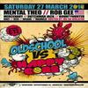 Oldschool vs Happy Core / 27 Mars 2o1o / Cherry Moon / Belgique