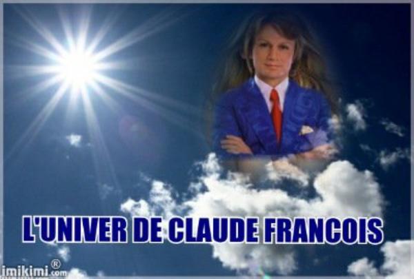 L'UNIVER   DE   CLAUDE   FRANCOIS