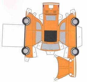 Fiat maquettes