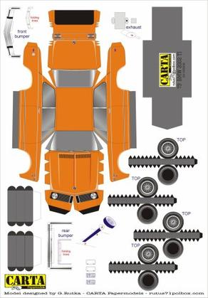 BMW maquettes