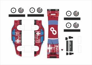 Maquettes Alfa Romeo 155 dtm (2)