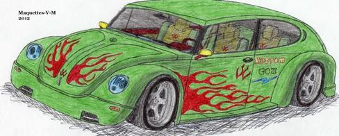 Quelques dessins (by me)