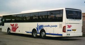 Mercedes Integro 2007 paperbus