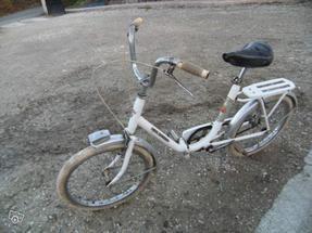 Mon vélo Old school
