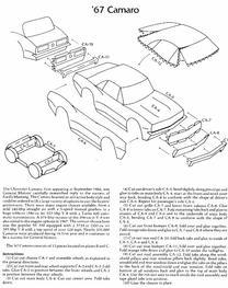 Chevrolet Camaro maquettes