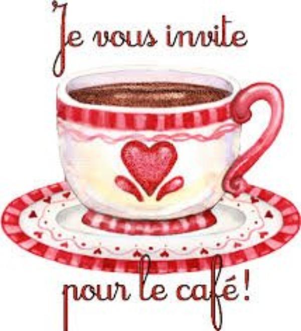 Bonne semaine je vous offre le café !!
