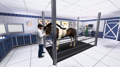 • Ma clinique vétérinaire •