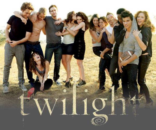 "Bienvenue sur ""Robpatt-twilight"" ♥"