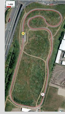 Inverse Cycl'aim Series 2/3 @ Hillingdon